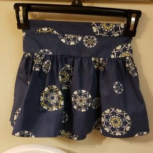 Janice and Jack Toddler Skirt Size 4